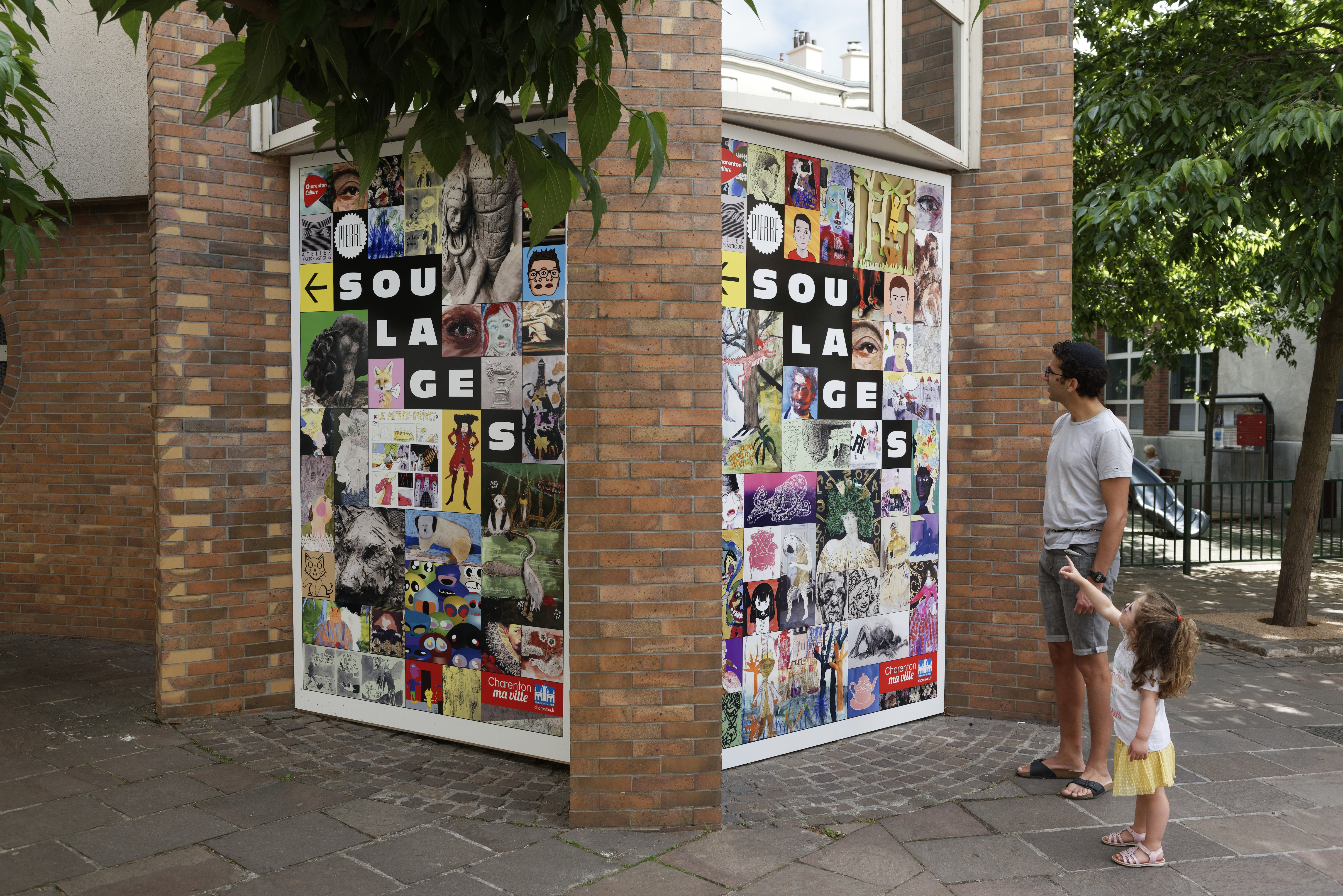Atelier d'arts plastiques Pierre Soulages