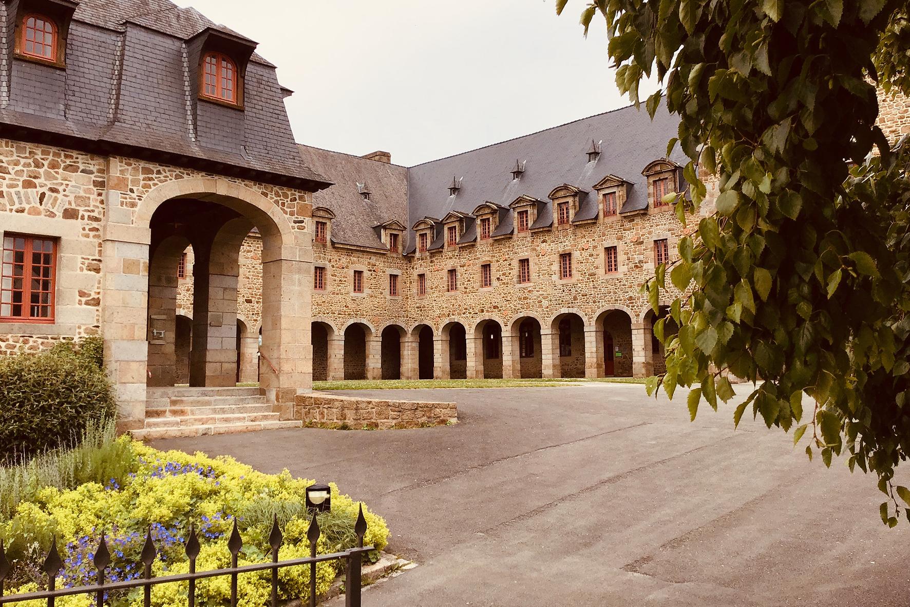 École Communautaire d'arts plastiques de Fougères