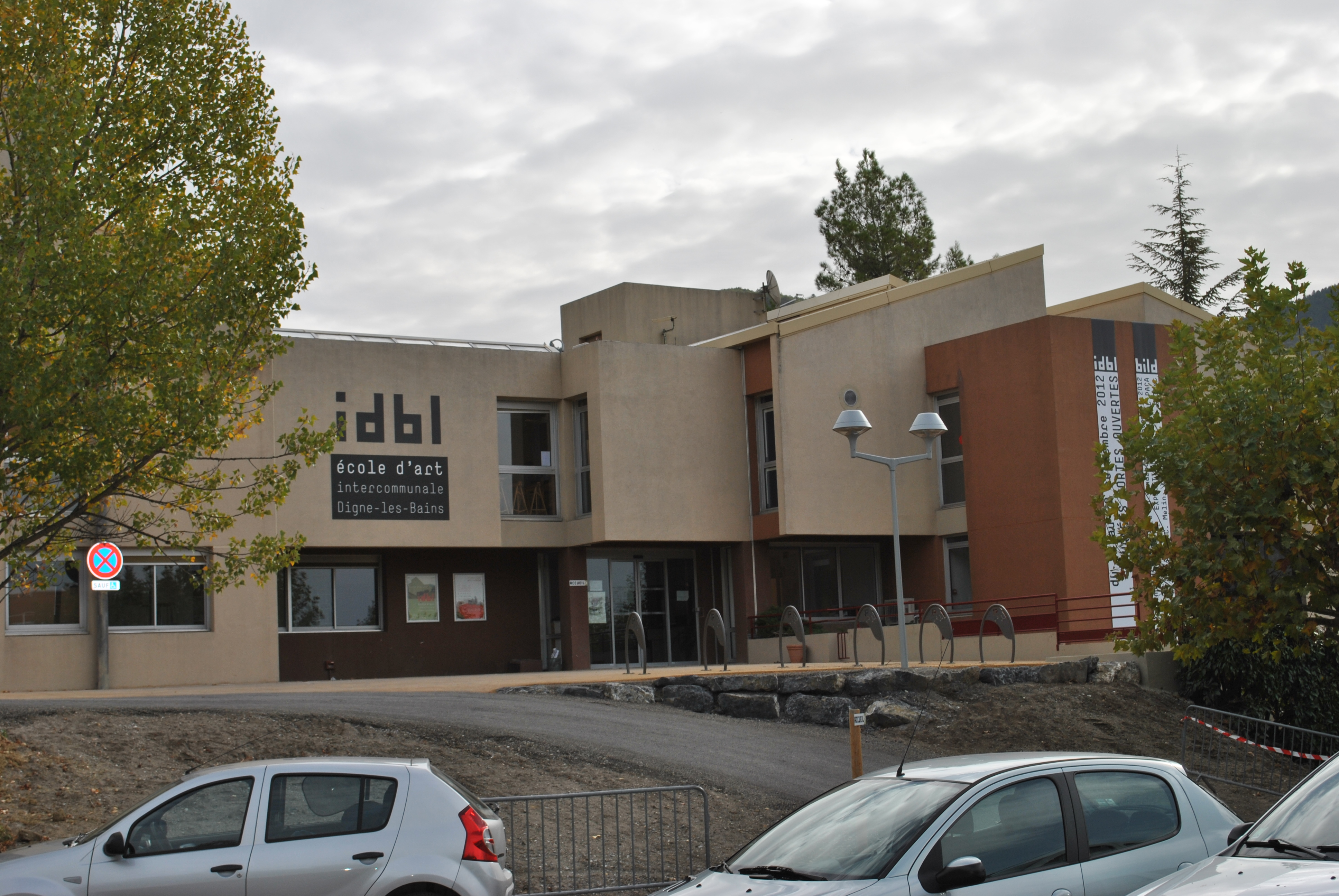 École d'art intercommunale idbl