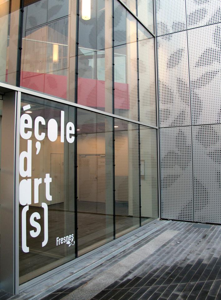 École d'art(s) de Fresnes