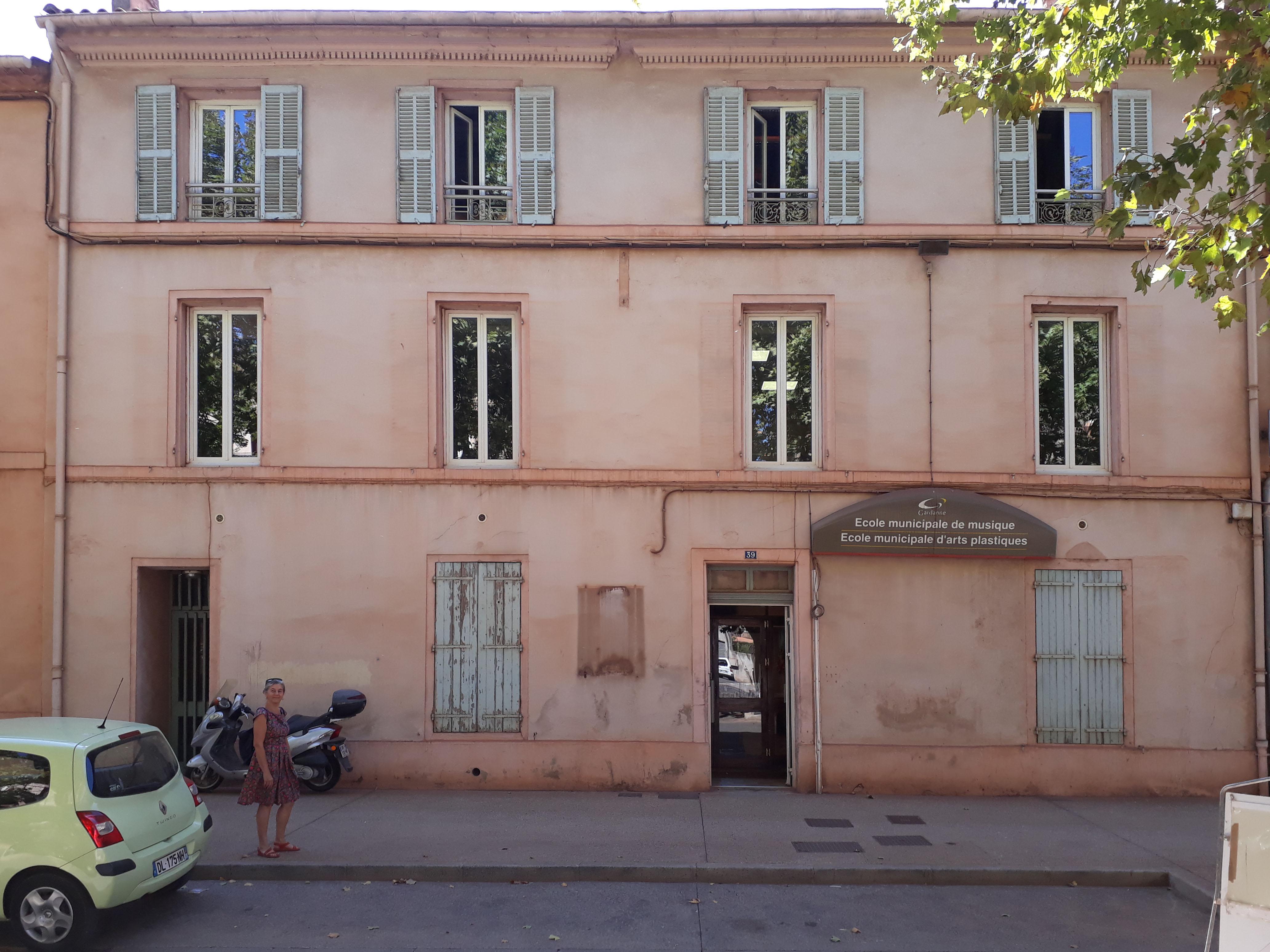 École municipale d'arts plastiques de Gardanne