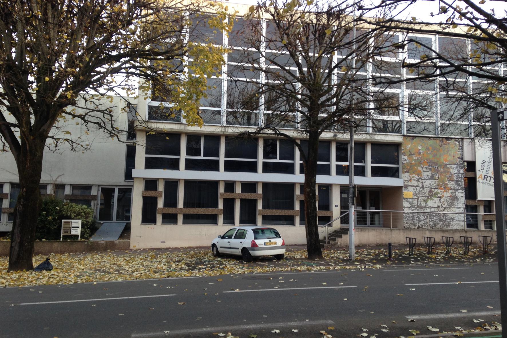École Municipale d'Arts Plastiques de Mâcon