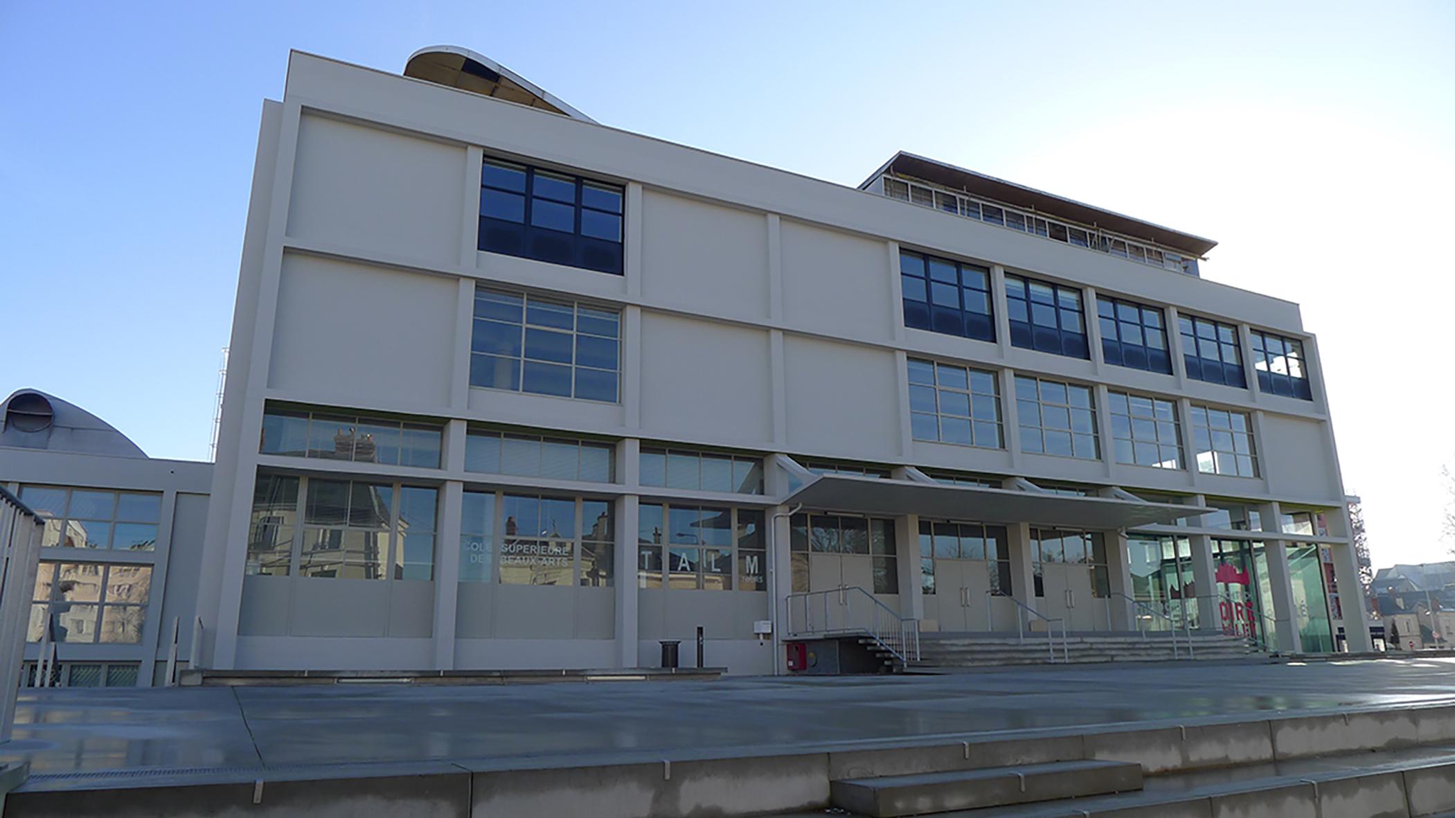École supérieure d'art et de design TALM - Tours