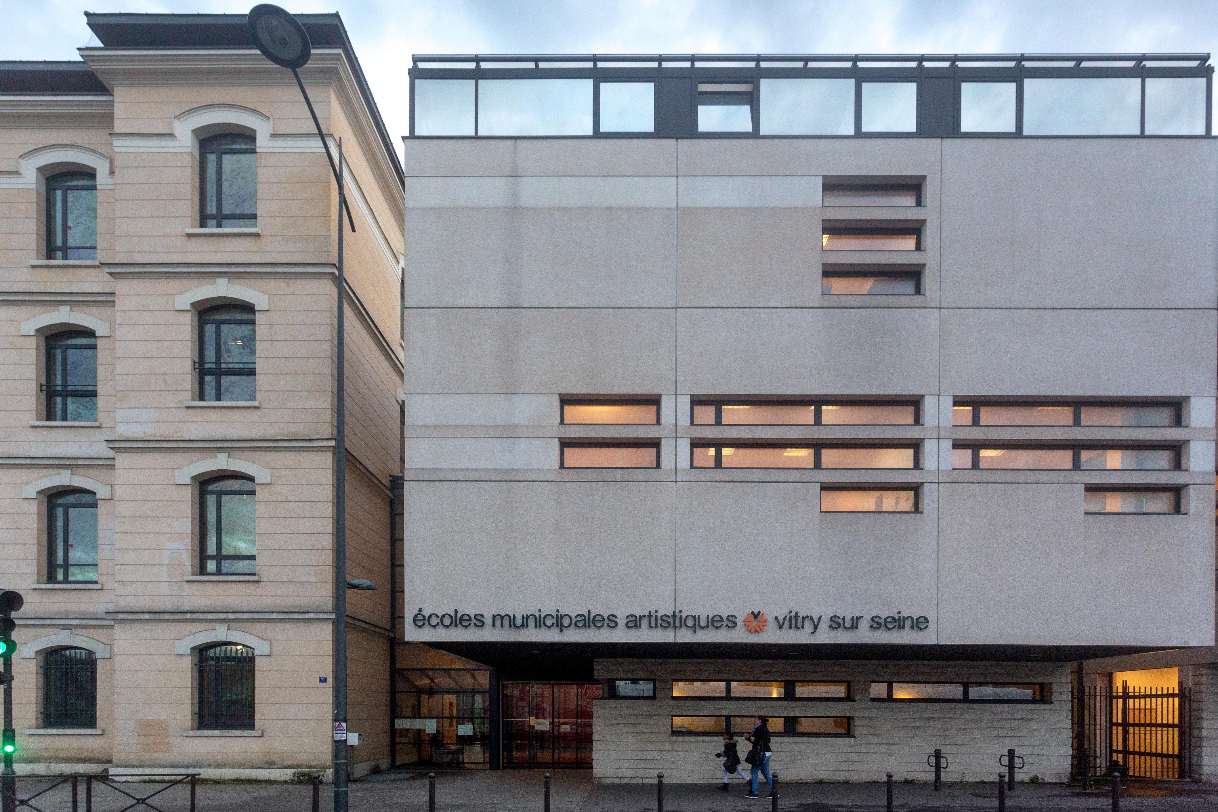 Écoles municipales artistiques de Vitry-sur-Seine